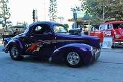 26th Annual Old Town Monrovia Car Show (USautos98) Tags: 1941 willys hotrod streetrod custom