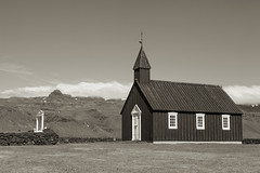 Church of Wood _4576 (hkoons) Tags: snaefellsnespeninsula budir christ church country iceland architecture building countryside faith faithful island landscape modern north outdoors philosophy religion sect worship worshipers