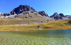 lac de l'Orrenaye (4) (b.four) Tags: lago lake lac montagna mountain montagne orrenaye larche hauteubaye alpesdehauteprovence