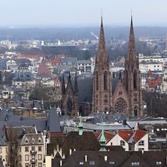 Strasbourg-2016-02-13-210 (Sambaphi) Tags: strasbourg alsace france toits roofs