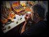 Jeweler (view[ ¤ ]finder) Tags: work watch timepiece workshop repair jeweler nikcolorefexpro alwaysexc