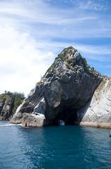 Arraial do Cabo, Rio de Janeiro, Brasil (@giovanicordioli | gmcordioli@gmail.com) Tags: summer brazil sky beach nature water brasil riodejaneiro boat paradise cave arraialdocabo