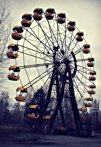 Return to Pripyat & Chernobyl - April 2012