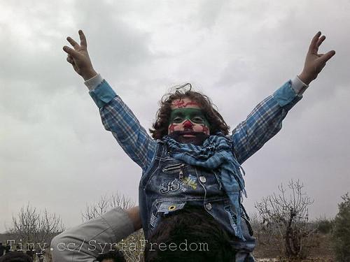 Syria children of freedom