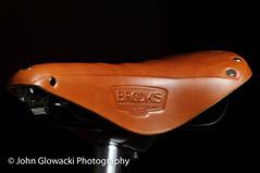 365-138.jpg (rustyuglythings) Tags: bicycle seat b17 365 brooks