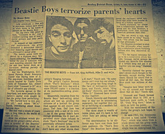 3MTA3 (MNGS717) Tags: newspaper rip censorship pa ap article 1989 harrisburg beastieboys harrisburgpa aw mca obscene associatedpress 3mta3 dadyourejustjealousitsthebeastieboys
