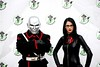 Pouty Destro and Baroness 2012 ECCC (Katy DeCobray) Tags: seattle city gijoe costume comic cobra cosplay joe comiccon emerald comicon con gi finest commander 2012 baroness emeraldcitycomicon destro cobras eccc cobracommander emeraldcitycomiccon vfe cobrasfinest