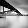Westbridge.. (Peter Levi) Tags: city longexposure bridge blackandwhite bw blancoynegro cityscape sweden stockholm le nd110 bestcapturesaoi elitegalleryaoi dblringexcellence tplringexcellence eltringexcellence