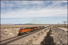 Mixed Manifest Heads West (greenthumb_38) Tags: california railroad train route66 mojave locomotive bnsf mojavedesert thecut motherroad sanbernardinocounty railroading desertlife nationaltrails rte66 themotherroad nationaltrailshighway ashhill needlessub jeffreybass natltrailshwy ludlowadventure2012 thecutatashhill