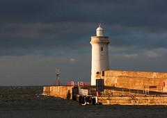Buckie lighthouse (Fin Wright) Tags: ocean light sea lighthouse house canon landscape ian faro eos scotland landscapes alba wright farol fin phare fyr lanter faros ianwright fyret   fyrtrn   denizfeneri majakka goleudy  450d  mercusuar lighthousetrek finwright finwrightphotographycouk finwrightphotography vuurtor
