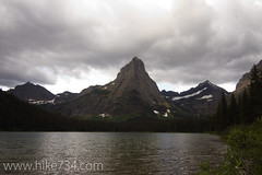 "Pyramid Peak and Glenns Lake • <a style=""font-size:0.8em;"" href=""http://www.flickr.com/photos/63501323@N07/7132857605/"" target=""_blank"">View on Flickr</a>"