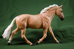 New model horse pictures (NJHeart2Heart) Tags: horses horse models collection keep stallion palomino breyer