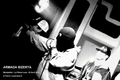 ARMADA BIZERTA @ La Pleine Lune - Mpt - 3