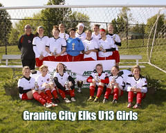 "Granite City Elks U13 Girls • <a style=""font-size:0.8em;"" href=""http://www.flickr.com/photos/49635346@N02/7262564438/"" target=""_blank"">View on Flickr</a>"