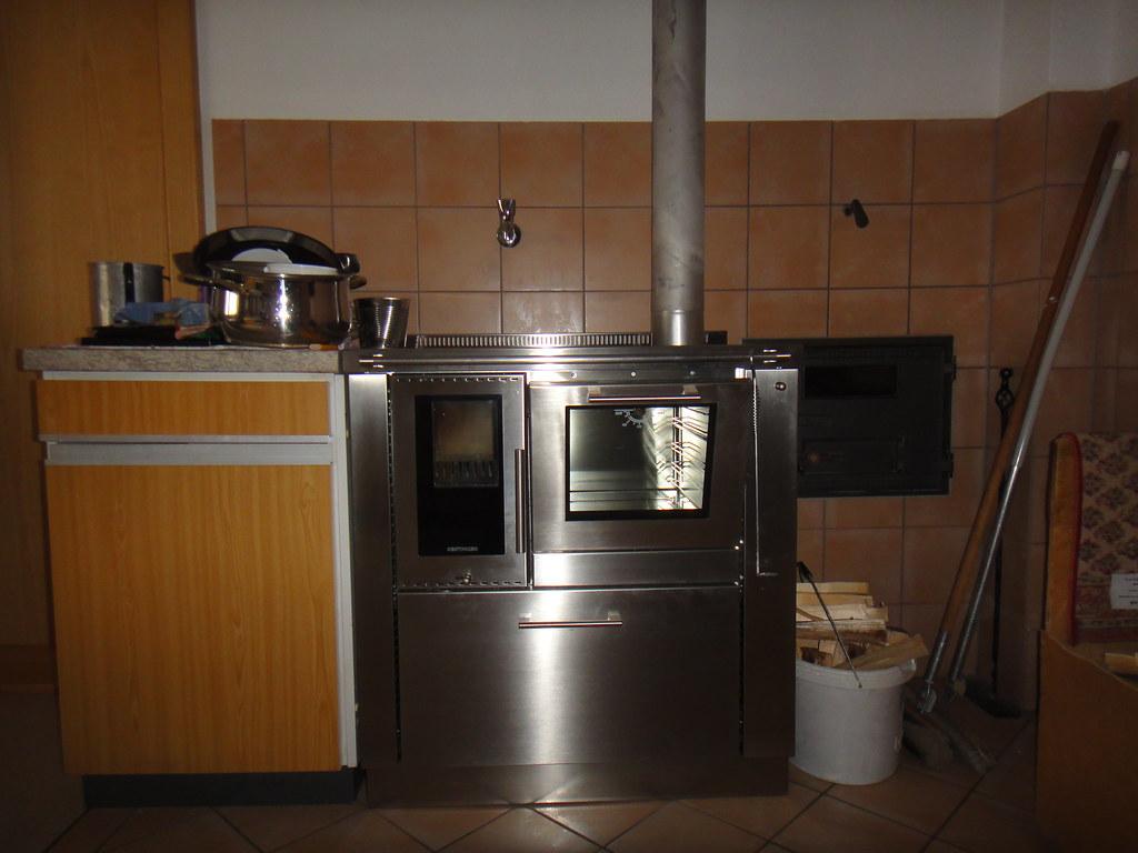 Küchenherde Holzfeuerung österreich: Design