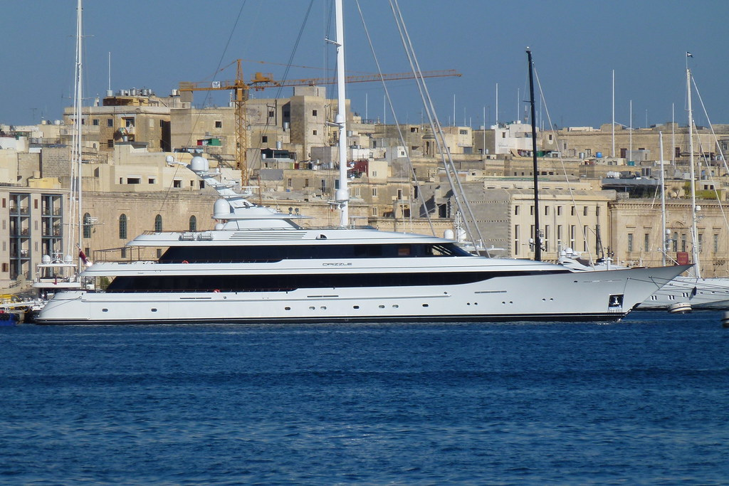 Drizzle (New 2012 Feadship)