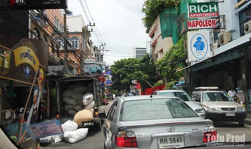 2012 Bangkok Thailand Trip 1 Day 1