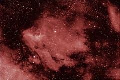The Pelican Nebula second version
