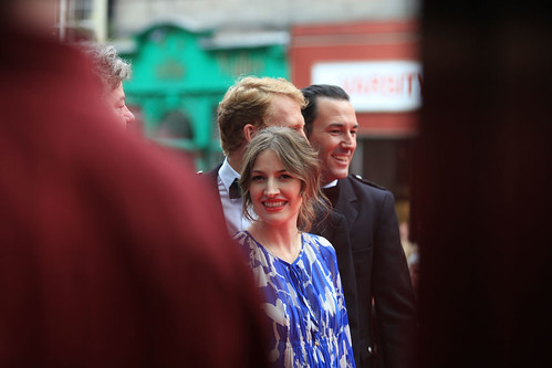 Kelly MacDonald at the European premiere of Brave at the Festival Theatre