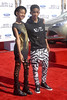 Willow Smith, Jaden Smith, The BET Awards 2012 - Arrivals Los Angeles, California