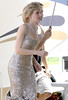 Actress Naomi Watts dressed as Princess Diana shooting 'Caught in Flight' a film about the life of the tragic royal Croatia