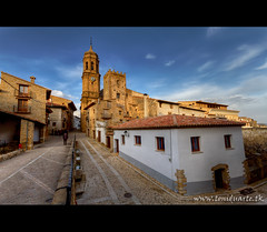La Iglesuela del Cid (Toni Duarte) Tags: espaa architecture canon way landscape eos spain construction arquitectura worship camino religion churches cathedrals paisaje 7d aragon iglesias construccin depth teruel culto catedrales paisatge profunditat construcci espanya religin religi cam esglsies profundidad catedrals terol arag culte maestrazgo laiglesueladelcid toniduarte canoneos7d gettyimagesiberiaq2