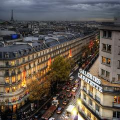 Lafayette (Alê Santos) Tags: paris france europe frança