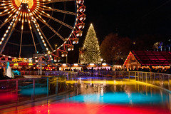 Colourful Christmas (Nomadic Vision Photography) Tags: christmas berlin germany christmaslights colourful winterwonderland christmasmarkets jonreid berlinwinter berlinsnow tinareid httpnomadicvisioncom berlinchristmasmarkets nomadicvisiontravelpho