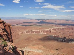 Canyonlands National Park - Grand View Point Overlook [VIDEO] (*Checco*) Tags: park travel red wild sky cliff usa mountain mountains hot southwest west color tourism nature beautiful beauty rock stone america wonder point landscape outdoors utah nationalpark video sand sandstone scenery rocks colorful day view desert natural outdoor hiking famous horizon scenic deep peak dry sunny landmark scene panoramic canyon hike erosion adventure formation national american valley canyonlandsnationalpark canyonlands environment mystical remote geology wilderness inspirational rim overlook arid magnificent attraction formations majesty eroded southwestusa geological eroding