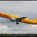 Boeing 757 'G-BMRH' DHL