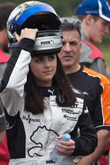 Laura Tillett (f1lou) Tags: world laura mercedes benz surrey foundation event henry karting motorsport 2012 surtees tillett hsf