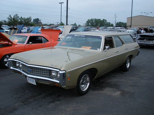 1969 Chevrolet Townsman(Bel Air) Wagon