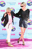 Ellen DeGeneres and Portia de Rossi at the 2012 Teen Choice Awards held at the Gibson Amphitheatre - Arrivals Universal City, California