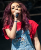 Jade Thirlwall of Little Mix Party in the Park 2012 at Temple Newsam Park Leeds, England