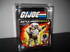 Battle Armor SNAKE, 1983 (CG76) Tags: vintage gijoe toys actionfigure cobra joe gi misb cg76