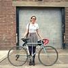 (universal76) Tags: street portrait england london 120 bike square kodak streetportrait stranger hasselblad sp shoreditch medium format 100 000 mittel 500cm ektar moyen wwwnickydeeleycom
