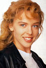 Kylie Minogue as 'Charlene' in the television soap 'Neighbours' Credit:WENN