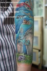 Cartoon tattoo part 2 / karikatr dvme (taksim beyolu dvmeci) Tags: woman art tattoo artist femme models drawings istanbul tattoos taksim examples vrouwen tatouage bayan mannen kiz modle modelleri dovme izimler dovmeciler taksimdovme dovmemodelleri dovmesi