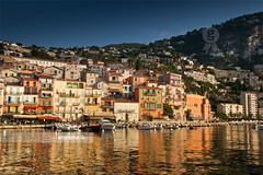 Villefranche-sur-Mer (arturii!) Tags: city trip morning travel houses light sea people mountain reflection building beach water beauty architecture rural sunrise wow landscape boats town amazing nice interesting construction holidays tour village superb awesome great playa monaco route stunning vacations impressive gettyimages distorsion mediterenean bluecoast villefranchesurmer costablava canoneos400d colorphotoaward arturii arturdebattk