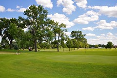 Dawson Golf Course (Dean Gulstad) Tags: summer usa color minnesota june midwest day unitedstates outdoor availablelight northamerica dawson mn 2009 smalltown digitalimage golfcourses nikond90 nikkor18105mm lacquiparlecounty