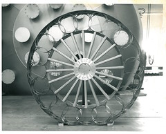 This Week in 1971: NASA's Lunar Roving Vehicle Deployed on Moon (nasamarshallphotos) Tags: nasa nasasmarshallspaceflightcenter nasamarshall apollo saturnv moon lunarmission huntsville lunarrovingvehicle moonbuggy rover moonrover apollo15
