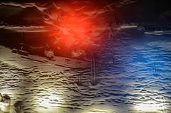 Battleship (Allison Mickel) Tags: nikon d7000 adobe lightroom edited turkey gallipoli battle museum wwi lights battleship warship red blue