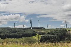 Treherbert Wind Farm (1) (Mal.Durbin Photography) Tags: rhonddacynontaf rhonddacynontaff rct rctlandscape maldurbin walesuk southwalesuk