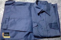 security workwear suppliers in Ahmedabad  Darbar Trailers (Darbar Trailers Security And Police uniforms) Tags: uniform work wear shirt garment fashion industry security guard uniforms linen garments police
