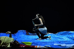 Risveglio (rehearsal) (lorenzog.) Tags: 2016 risveglio 2agosto ceremony bologna succedesoloabologna ballet dance contemporarydance dancecompanykrper italy coreography nikon d300 isabellafabbri rehearsal