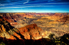 Afternoon, Grand Canyon (klauslang99) Tags: nature naturalworld northamerica klauslang photography grand canyton arizona colors colour beautiful spectacular breathtaking outdoors rock usa