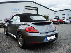 VW Beetle Cabriolet 01 (ck-cabrio_creativelabs) Tags: vw beetle cabriolet 2011 ckcabrio softtop