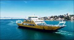 Godspeed (odevee) Tags: salamis ferry ship salamina straits