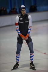 A37W7041 (rieshug 1) Tags: speedskating schaatsen eisschnelllauf skating nkjunioren knsb nkjuniorenallroundafstanden afstanden allround 50010001500massstart demeent alkmaar sportcomplexdemeent juniorenc ladies dames 500m