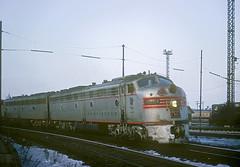 CB&Q E9 9986A (Chuck Zeiler) Tags: cbq e9 9986a burlington railroad emd locomotive train chz chuckzeiler chicago